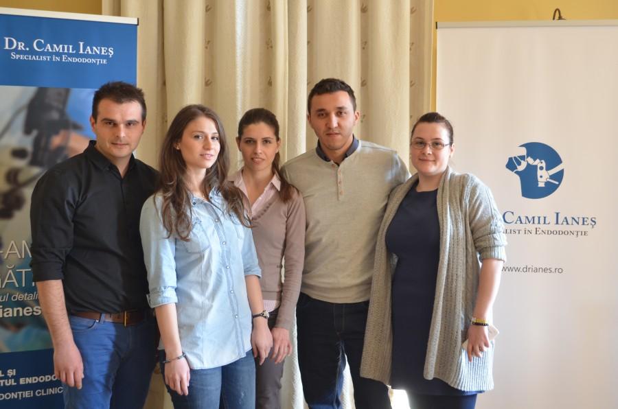 Curs intensiv Timisoara 24 februarie - 1 martie 2014