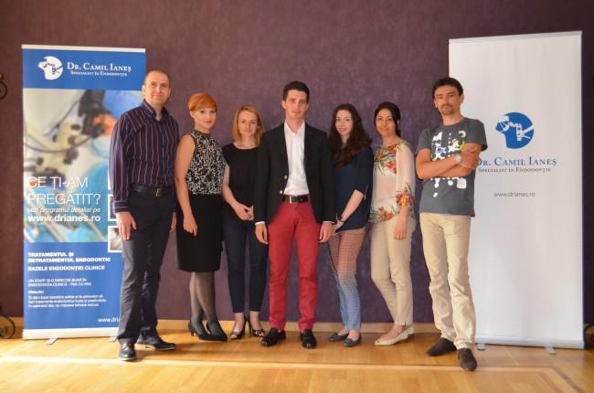 Curs intensiv Timisoara 26 - 31 mai 2014