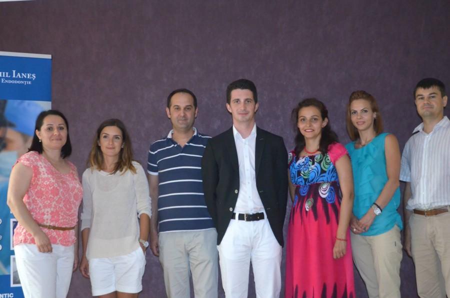 Curs avansat molari 4 - 5 iulie 2014 Timisoara