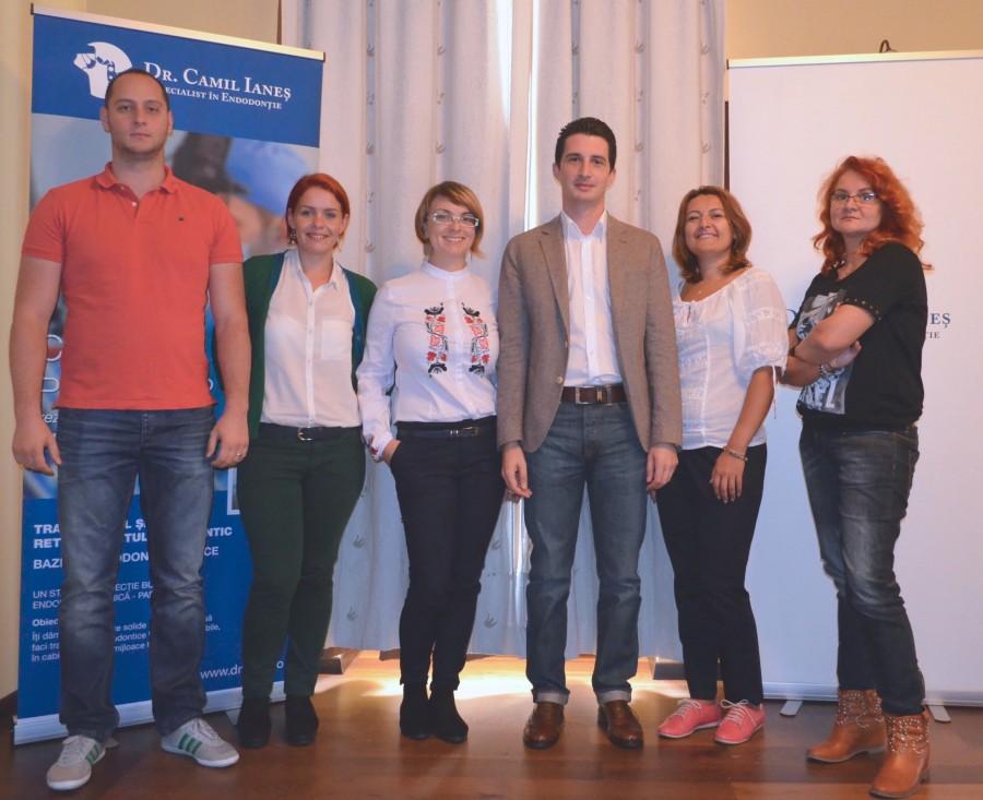 Curs intensiv Timisoara 22 - 27 septembrie 2014