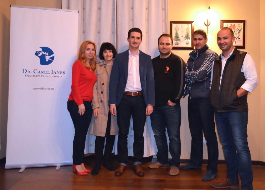 Curs avansat molari 17 - 18 octombrie 2014 Timisoara