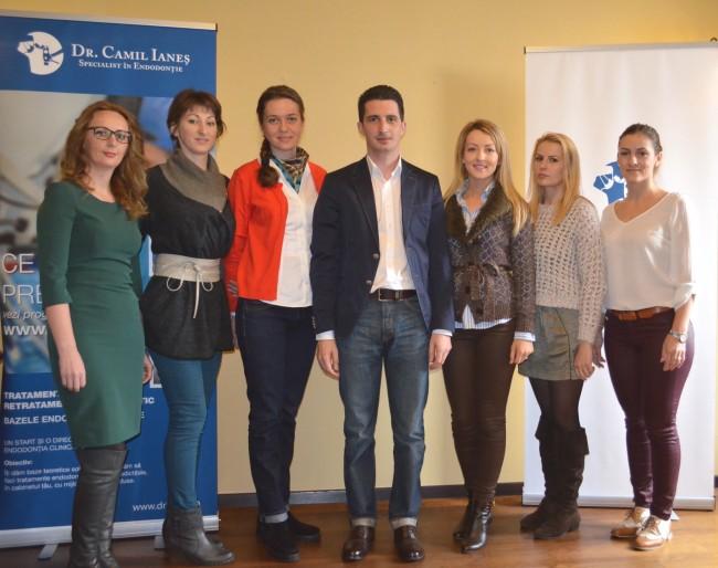Curs intensiv Timisoara 24 - 29 noiembrie 2014