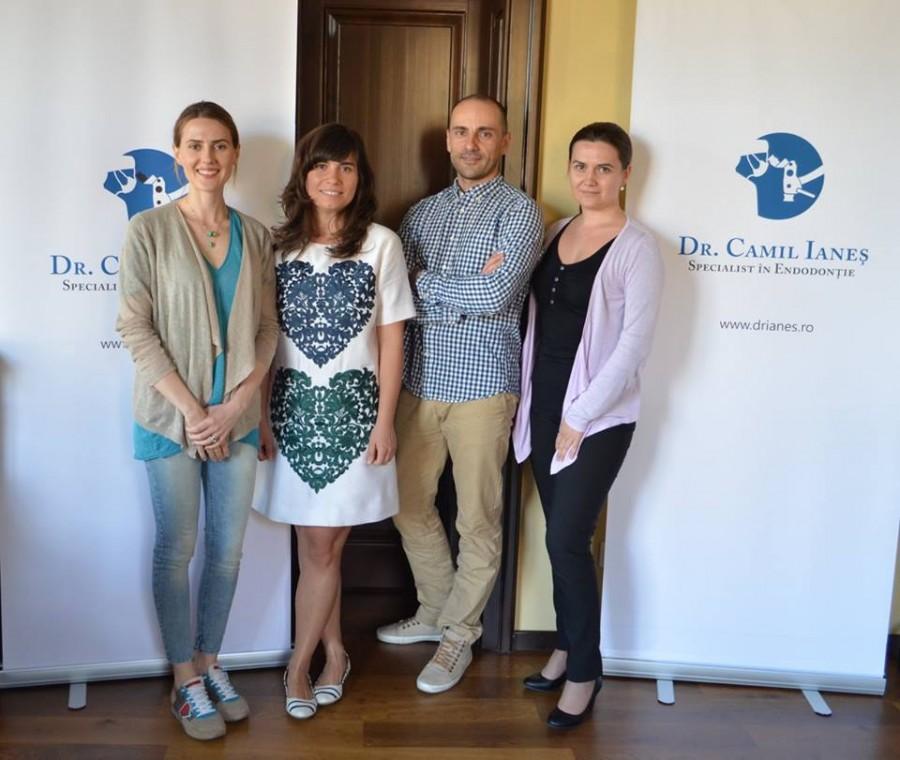 Curs avansat molari 15 - 16 mai 2015 Timisoara