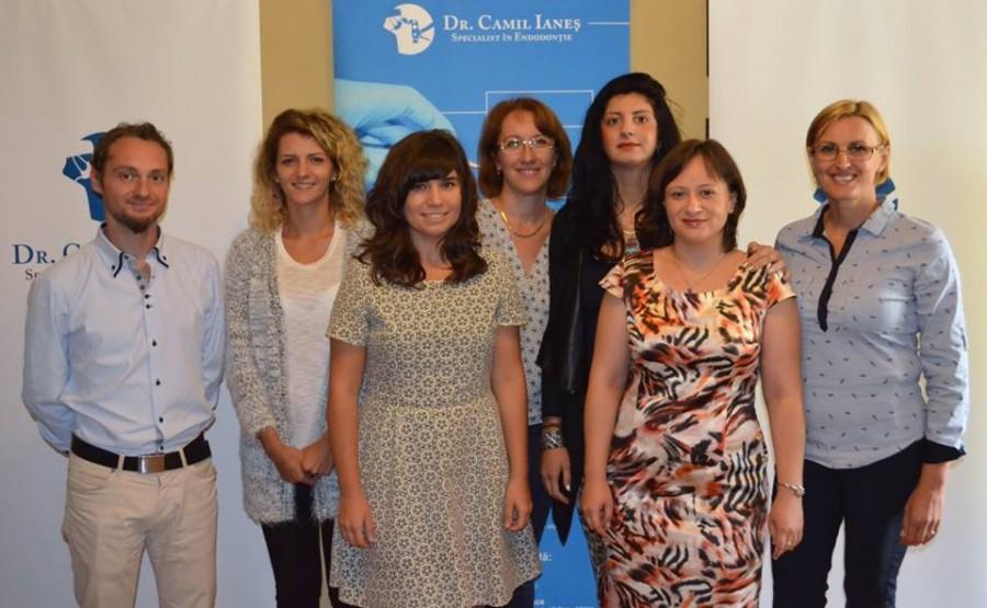 Curs intensiv Timisoara 21 - 26 septembrie 2015