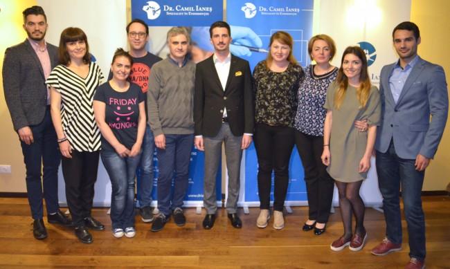 Curs intensiv Timișoara, 24 - 29 aprilie 2017