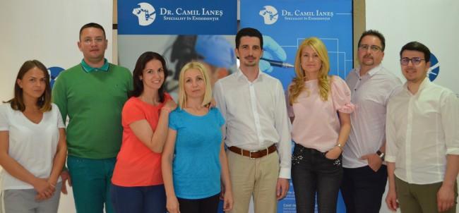 Curs avansat molari 9 - 10 iunie 2017, Timisoara